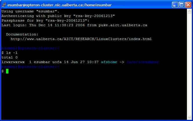 Public Key Authentication With PuTTY